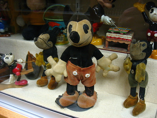 Three Mickeys