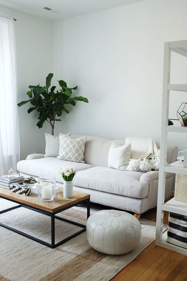 Tips For Your Charming Small Living Room Interior