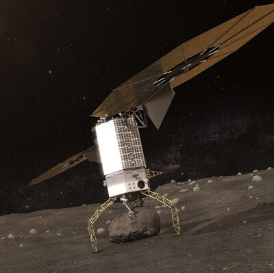 NASA's Other Asteroid Mission: Grab A Chunk And Put It In Orbit Around The Moon