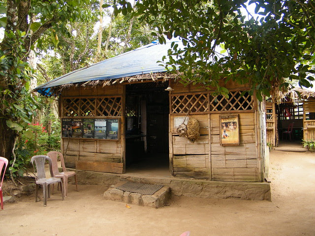 tribal home in periyar Tiger Reserve, Thekkady, Kerala