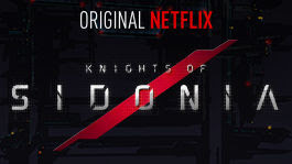 Knights of Sidonia | filmes-netflix.blogspot.com