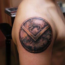 Shield Tattoo Meanings Itattoodesignscom
