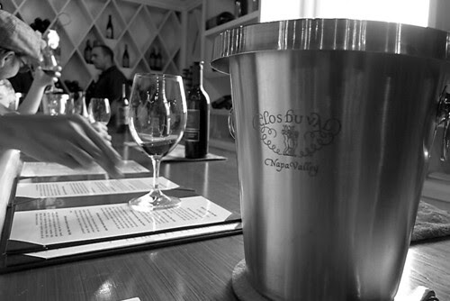 Wine Tasting at Clos Du Val