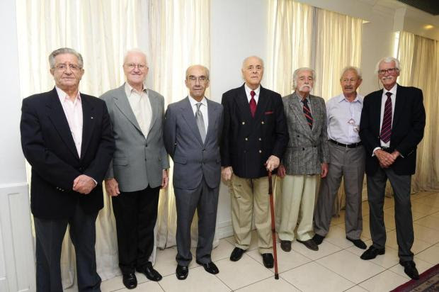 Crise de Aerus fica fora de festa dos ex-pilotos da Varig Ronaldo Bernardi/Agencia RBS