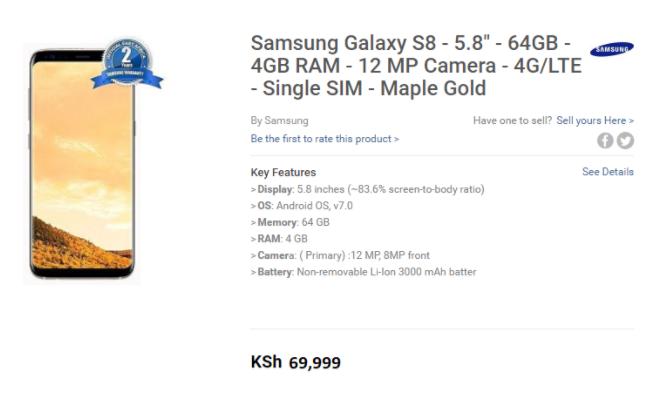 Smartphone for Smart People: Samsung Smartphones Jumia