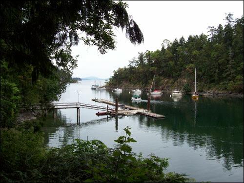 Butchart Cove