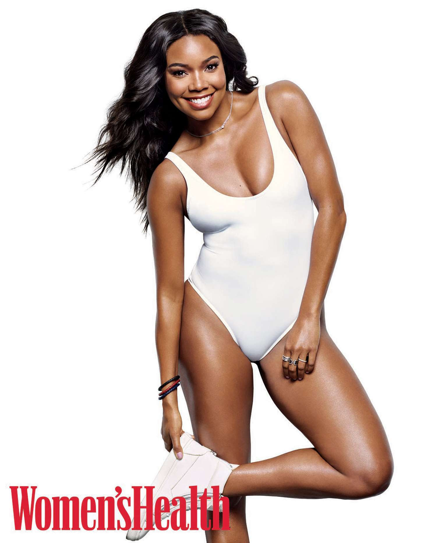 Gabrielle Union for Women's Health US (March 2017)