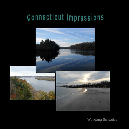 """new album """"Connecticut Impressions"""" by Wolfgang Schweizer"""