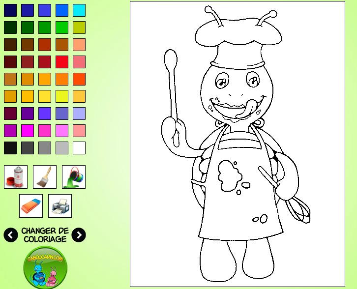 Coloriage204: coloriage a colorier en ligne