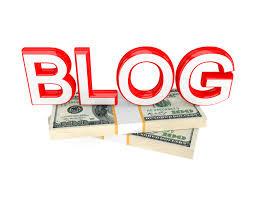 blog with money