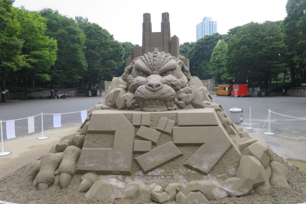 As extraordinárias esculturas de areia de Toshihiko Hosaka 29