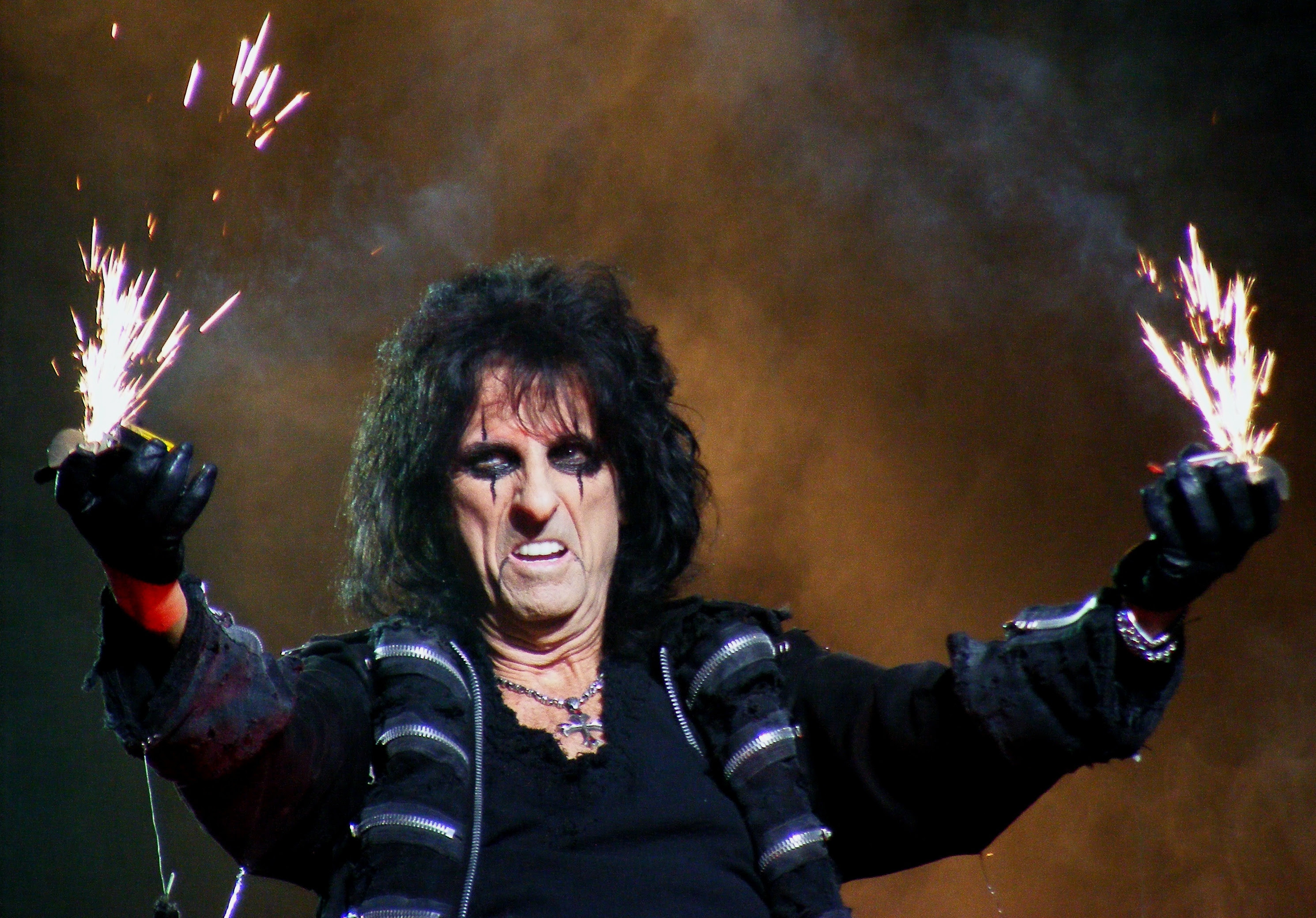 Image result for alice cooper show