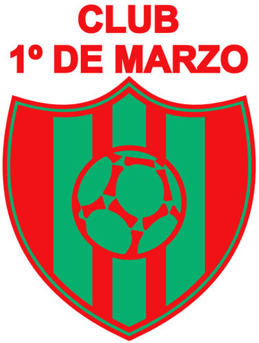 Escudo Club 1° de Marzo