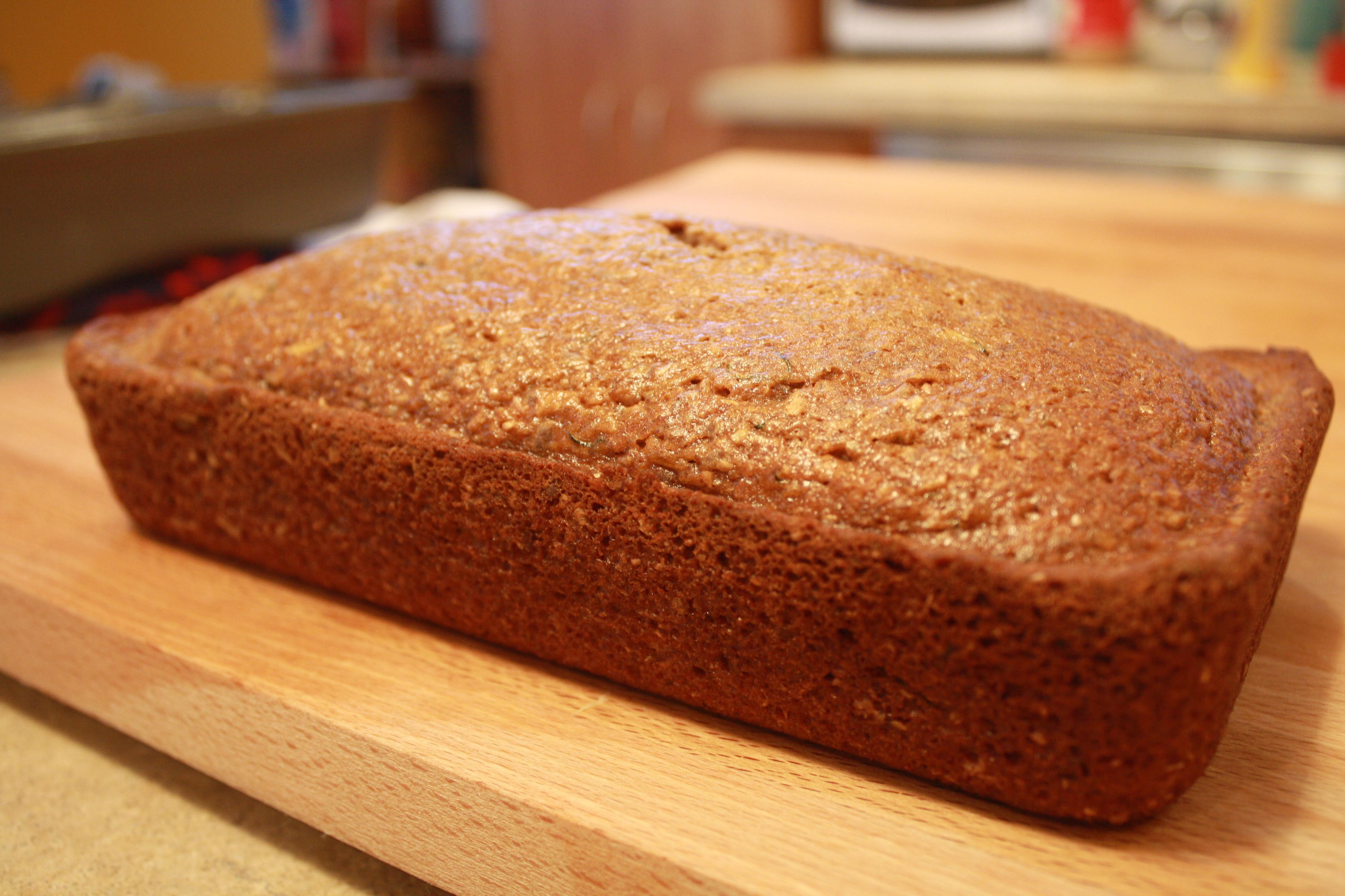 KitchenAid mixer test run…with Breakfast Zucchini Bread ...