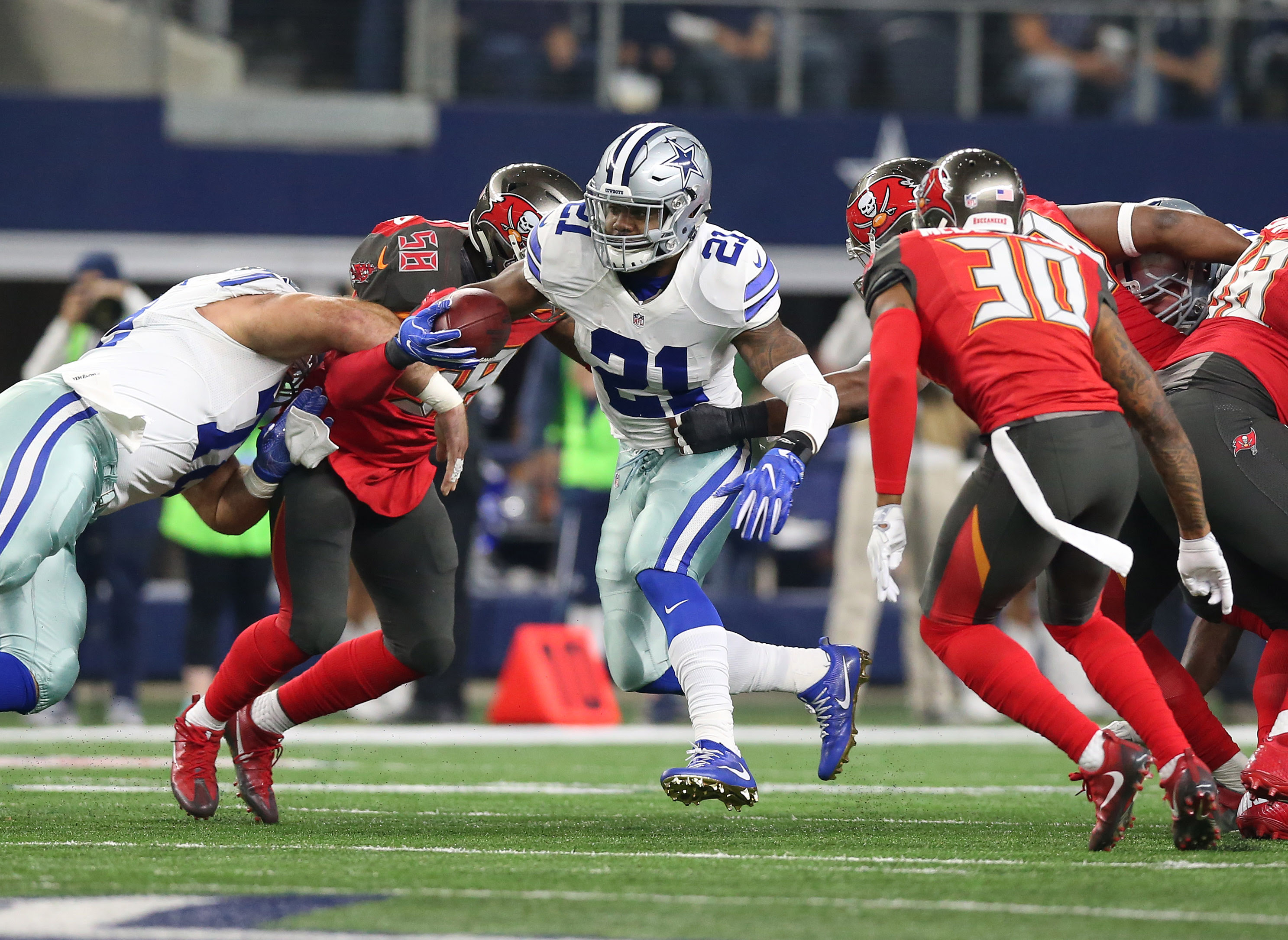 Dallas Cowboys: 5 Most important offensive players for 2017 FOX Sports