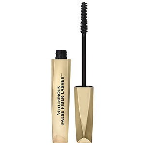 L'Oreal Voluminous - False Fiber Lashes Mascara, Black - .34 oz
