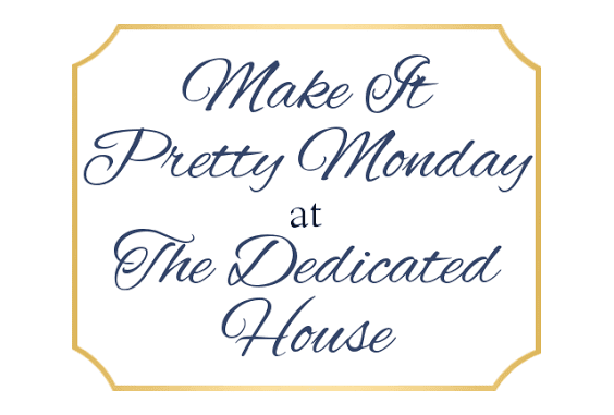 Make Pretty Monday Week 183