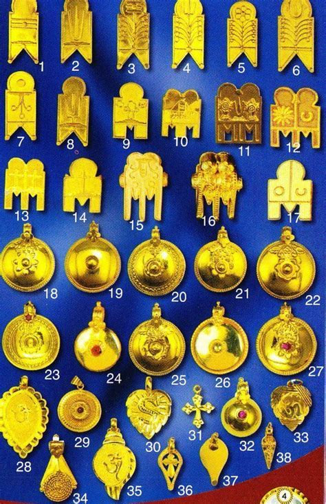 Telugu Thali Designs Thaali pendants used by   Life in