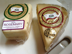 Vella Cheese Company - Cheeses bought