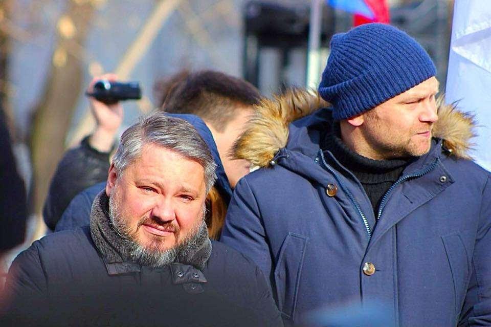 В Екатеринбурге очень много предателей