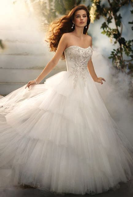Blog of Wedding and Occasion Wear: 2014 Fairy Tale Wedding