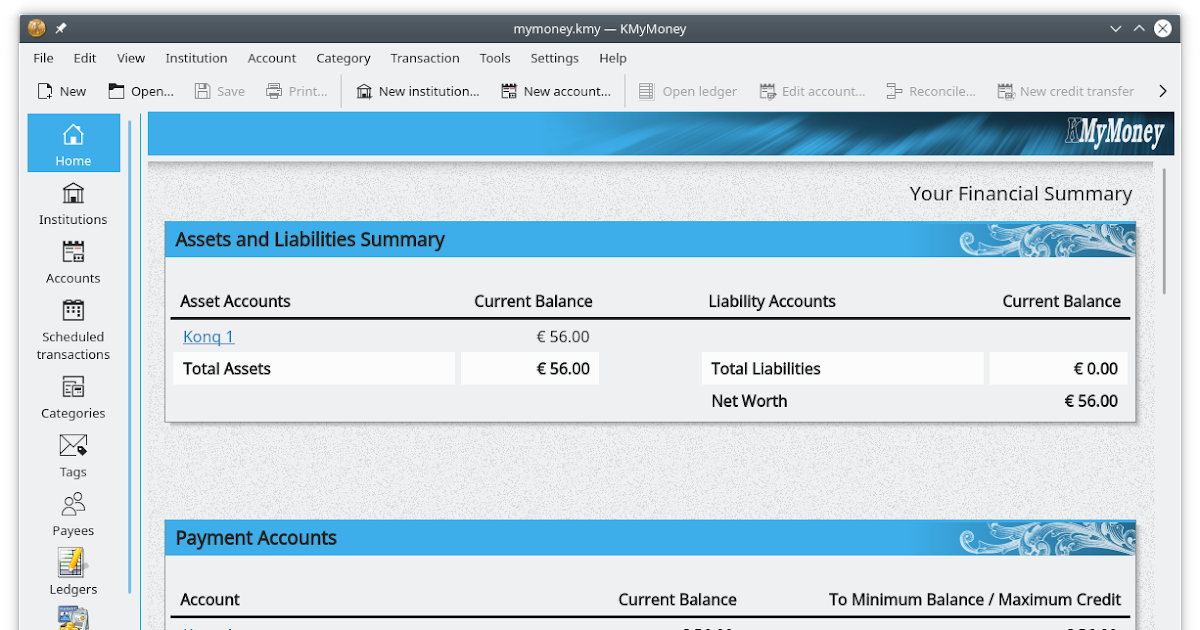 Best Free Personal Finance Software For Windows 7 Financeviewer