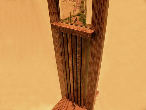 Build Frank Lloyd Wright Furniture Style Diy Picture Frame Plans