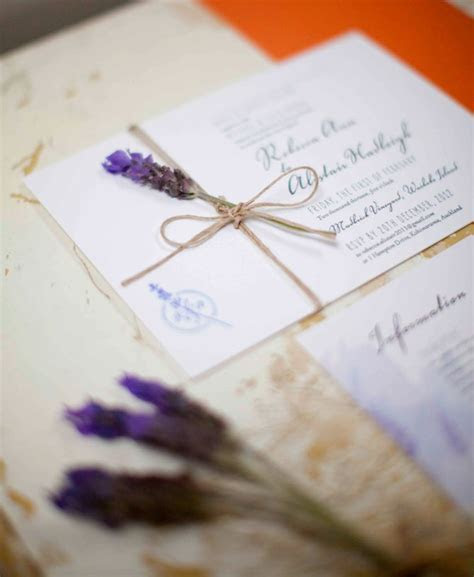 25  best ideas about Lavender Wedding Invitations on