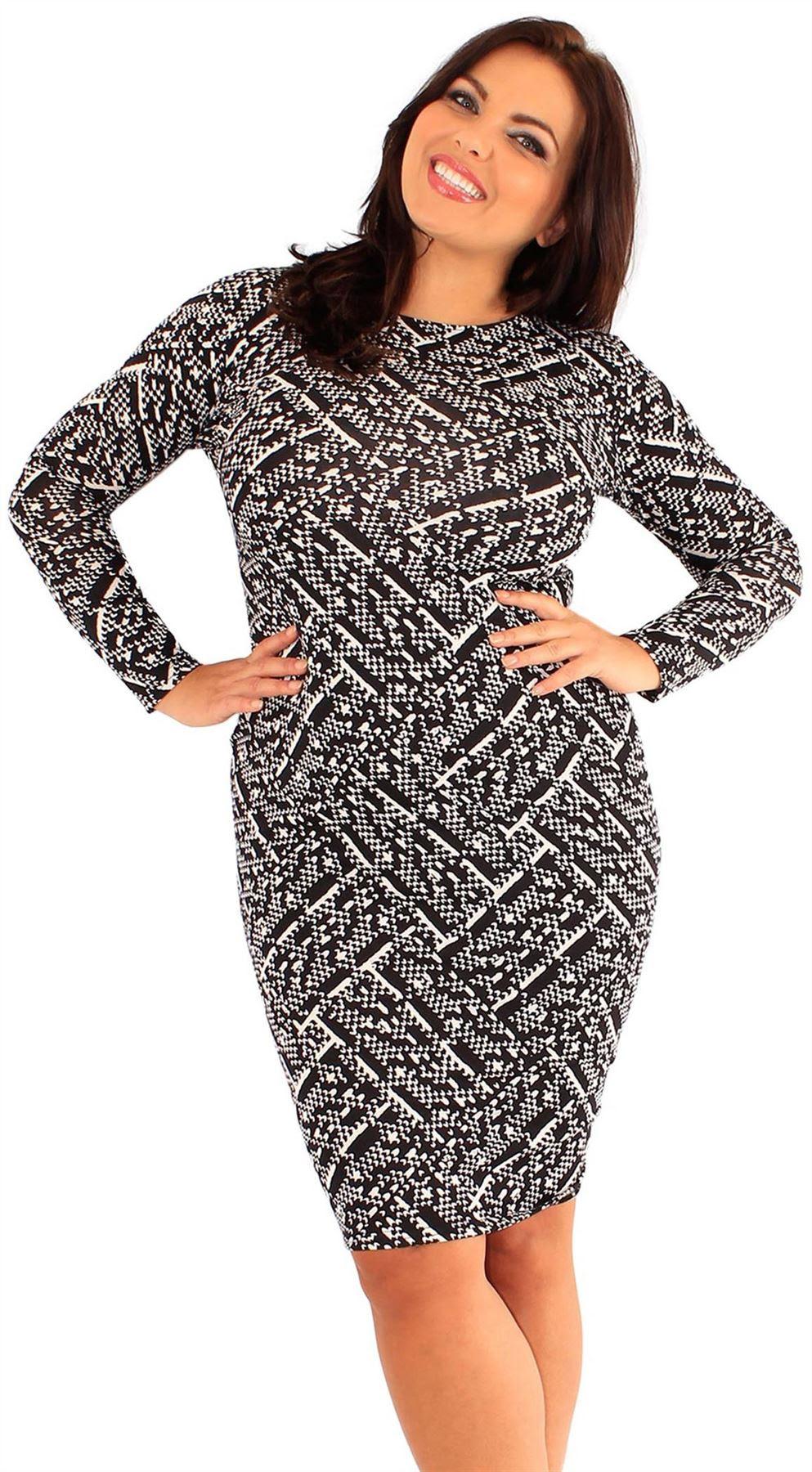 Bulk 7 dresses women bodycon plus size long