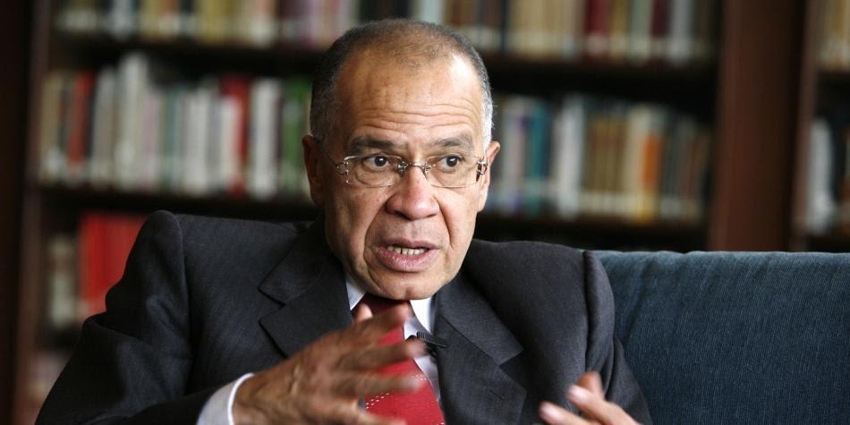 Alfonso Gómez Méndez, exministro