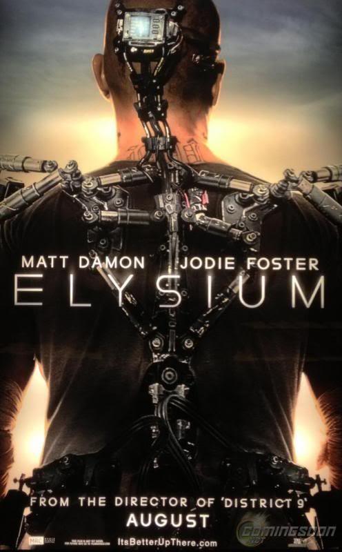 Elysium photo: Elysium Elysium-Poster_zps11a85a1f.jpg