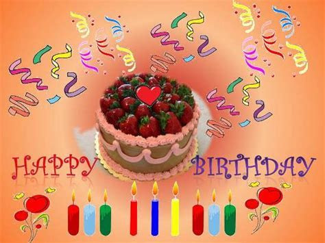 Birthday Wishes For Loved Ones. Free Happy Birthday eCards