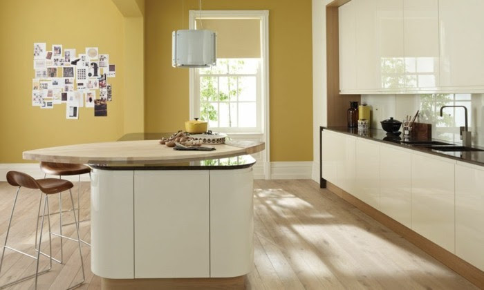 küche streichen ideen  43 vorschläge wie sie eine