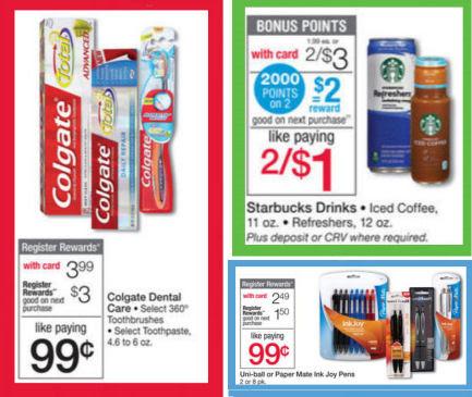 Walgreens Weekly Ad Coupons 121315