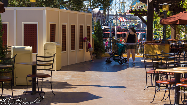 Disneyland Resort, Disney California Adventure, Little, Girl, Upset, Sad, Angry, Mad