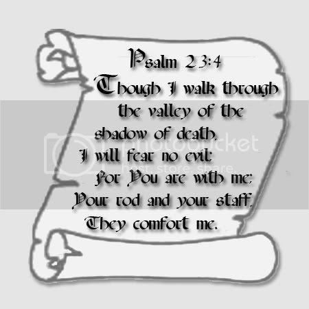 Psalms 23 4 Tattoo