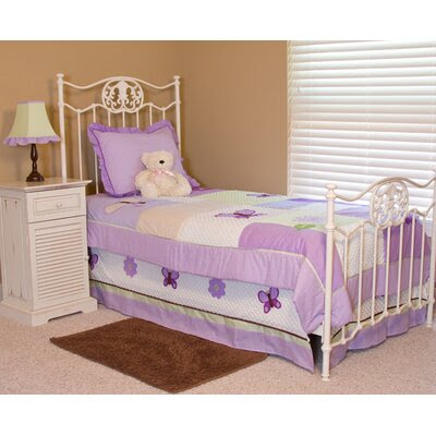 Lavender Butterflies Bedding Collection for Sale | Wayfair