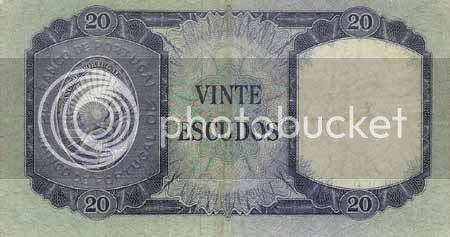 Verso da nota de 20$00, chapa 6A. * Image hosted by Photobucket.com