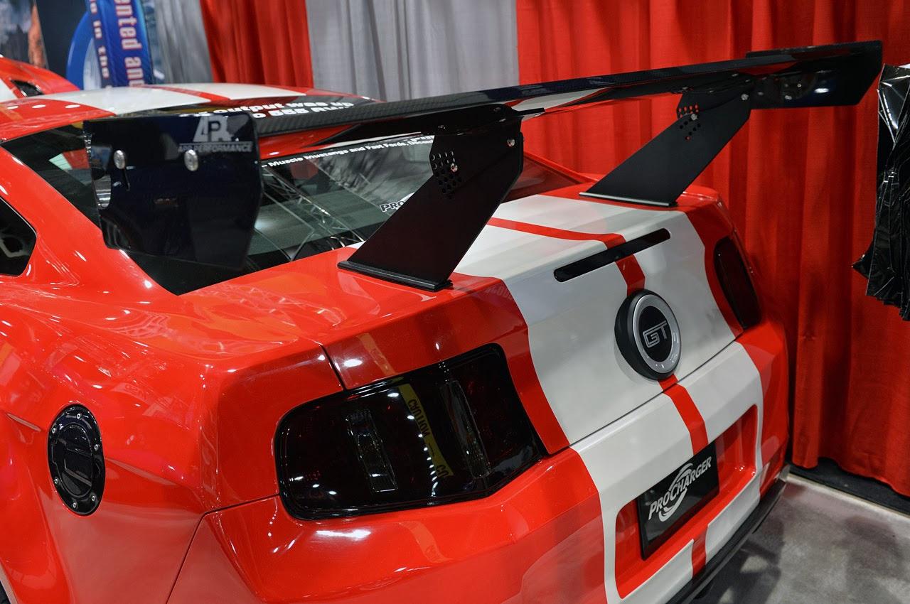 09 apr widebody mustang sema NO Car NO Fun Muscle Cars