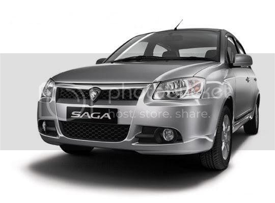Proton Saga Pictures, Images and Photos