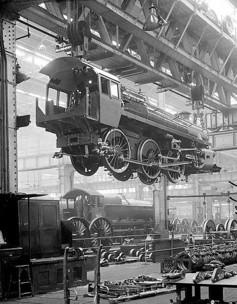 Swindon Works in 1951