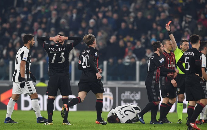 Pernah merajai liga domestik Italia sebanyak  Dari AC Milan Kita Belajar Roda Berputar, Dulu Tim Besar, Tapi Sekarang?