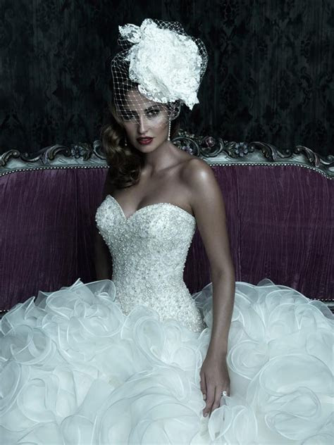 Allure Couture Fall 2012   My Dress of the Week   Belle