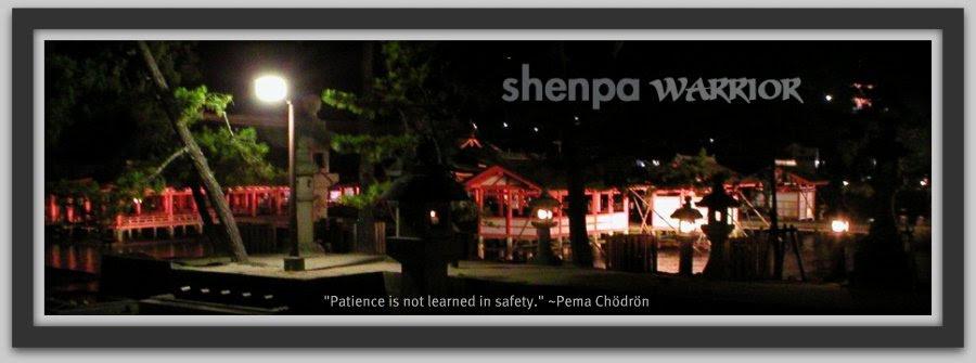 shenpa warrior