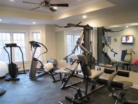 home gyms   space hgtv