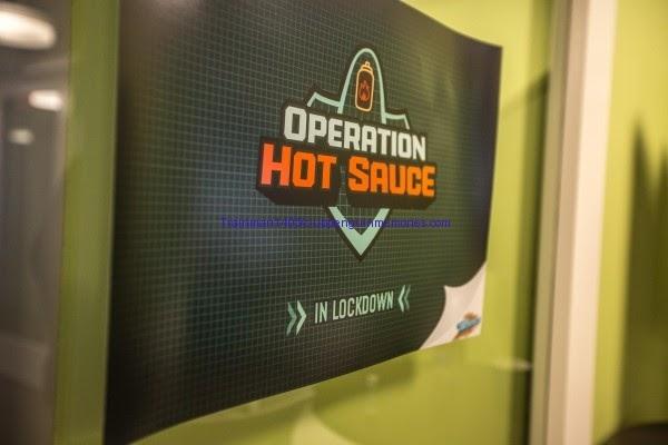 Club penguin operation hot sauce trailer / Tortugas ninja 2014 trailer