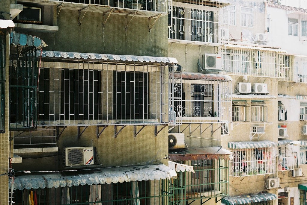 Houses in Macau