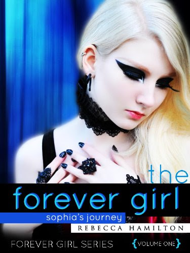 THE FOREVER GIRL (an Urban Fantasy / Paranormal Romance Novel of the Occult) (Forever Girl Series #1) by Rebecca Hamilton