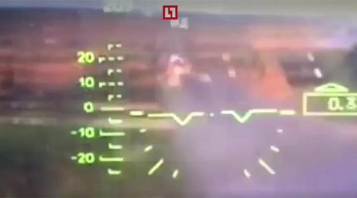 Ρωσία: Δύο σοβαρά τραυματίες από λάθος σε στρατιωτική άσκηση – Έριξε… αλλού τη ρουκέτα το ελικόπτερο! [vid] | Newsit.gr