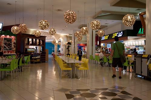 Tunisian Food Court Dubai Ibn Battuta Mall